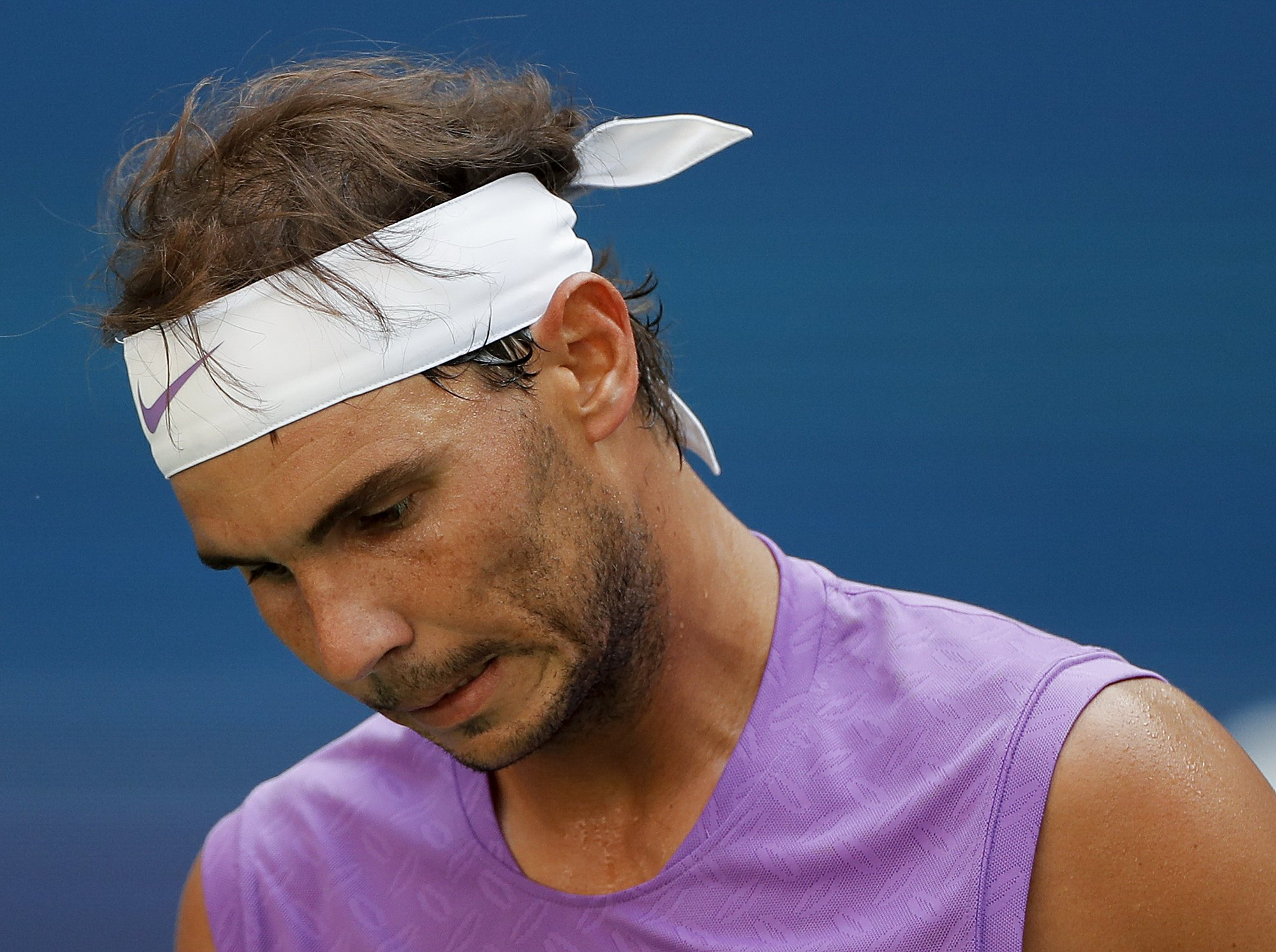 US Open Glance: Past champions Nadal, Cilic meet on Day 8