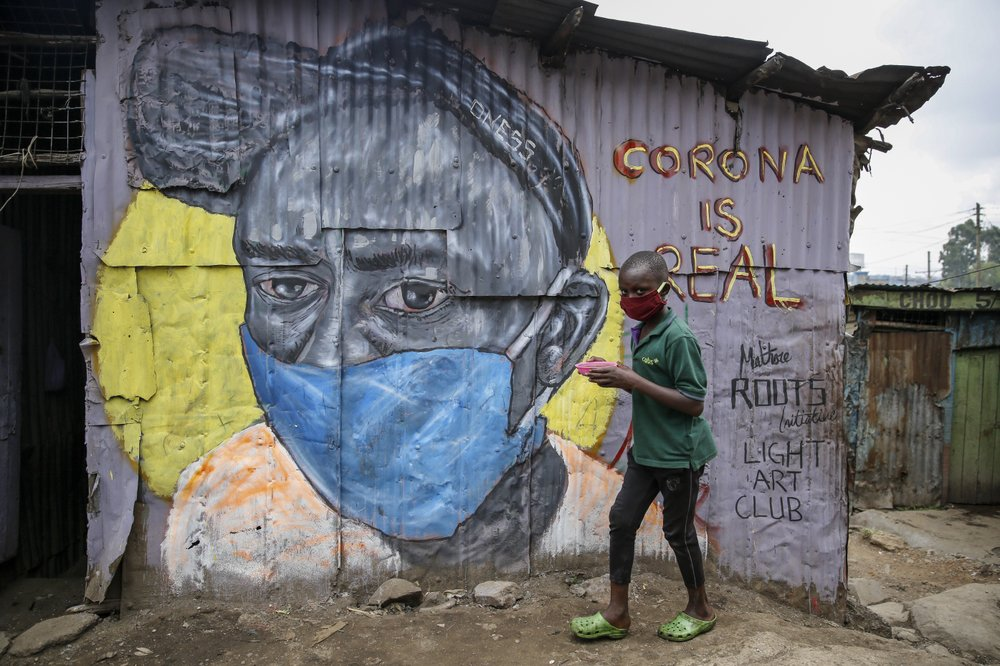 U.N. General Assembly demands global action to quickly scale up the development of and access to medicines, vaccines and equipment to battle the pandemic
