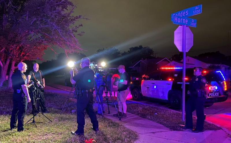 Eight People Injured in Early Morning Shooting Near Fort Worth Car Wash