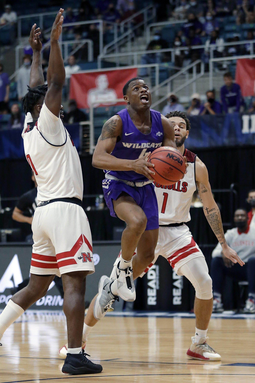 Coryon Mason - Mens Basketball - Abilene Christian