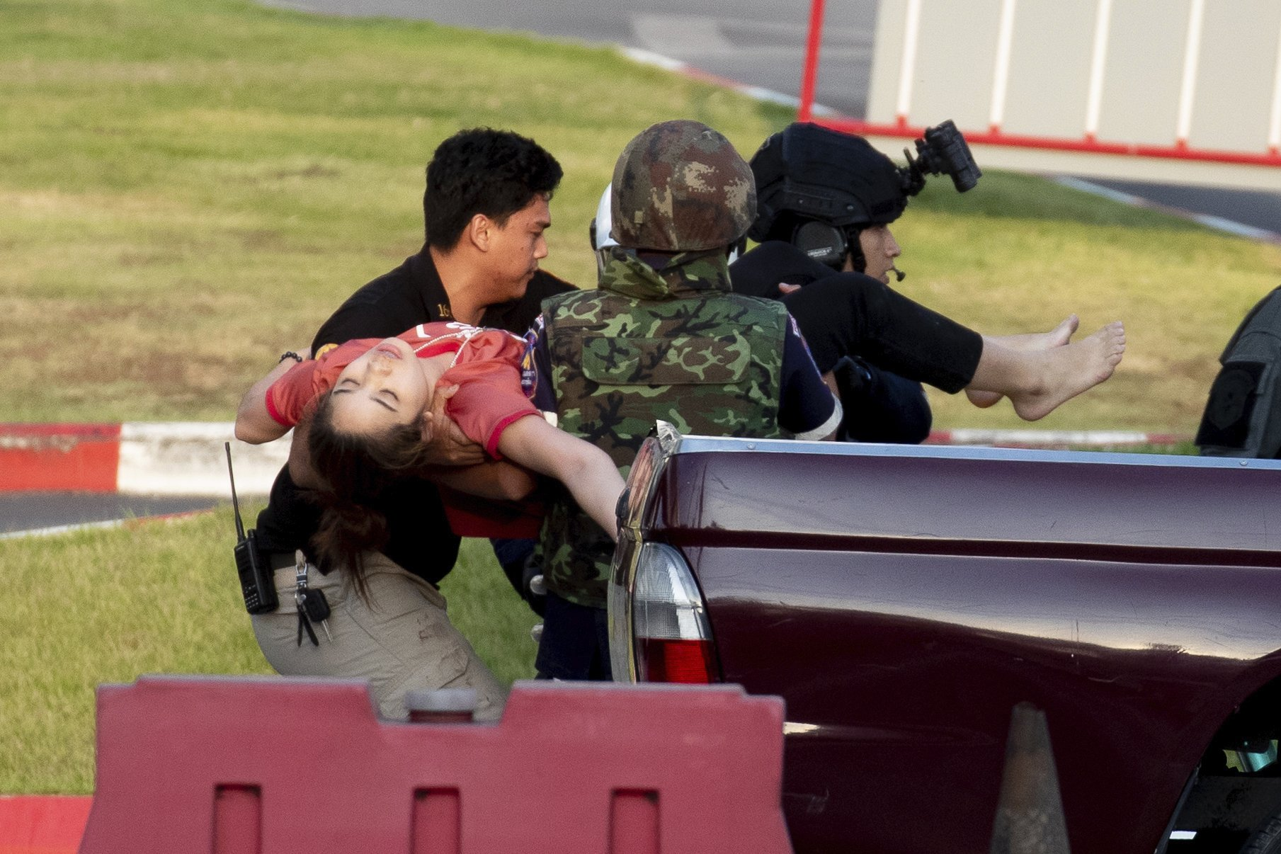 Image result for Thailand shooting: Angry Soldier kills 20 in gun rampage