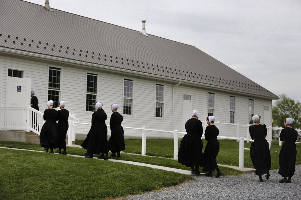The Old Order Stauffer Mennonite feels call to return to church
