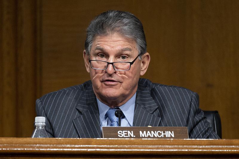 Dem Sen. Manchin asks Biden to reverse Keystone XL rejection