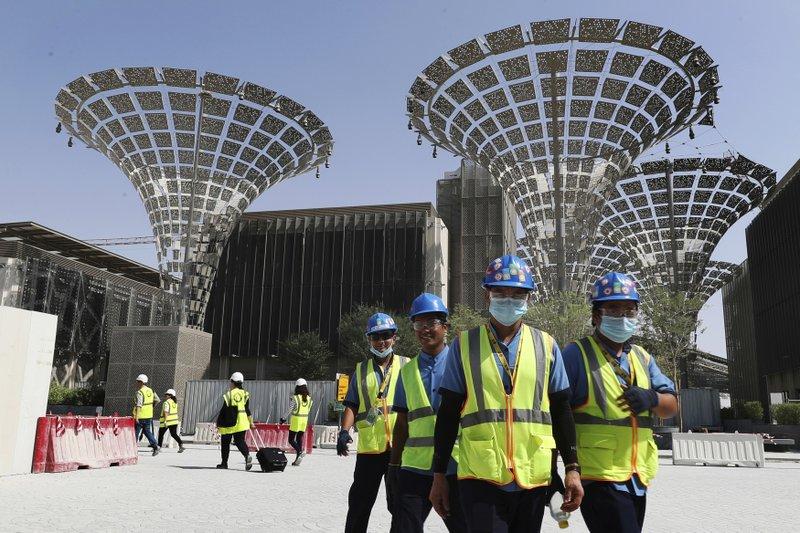 Dubai Expo 2020 World S Fair Postponed To October 1 2021