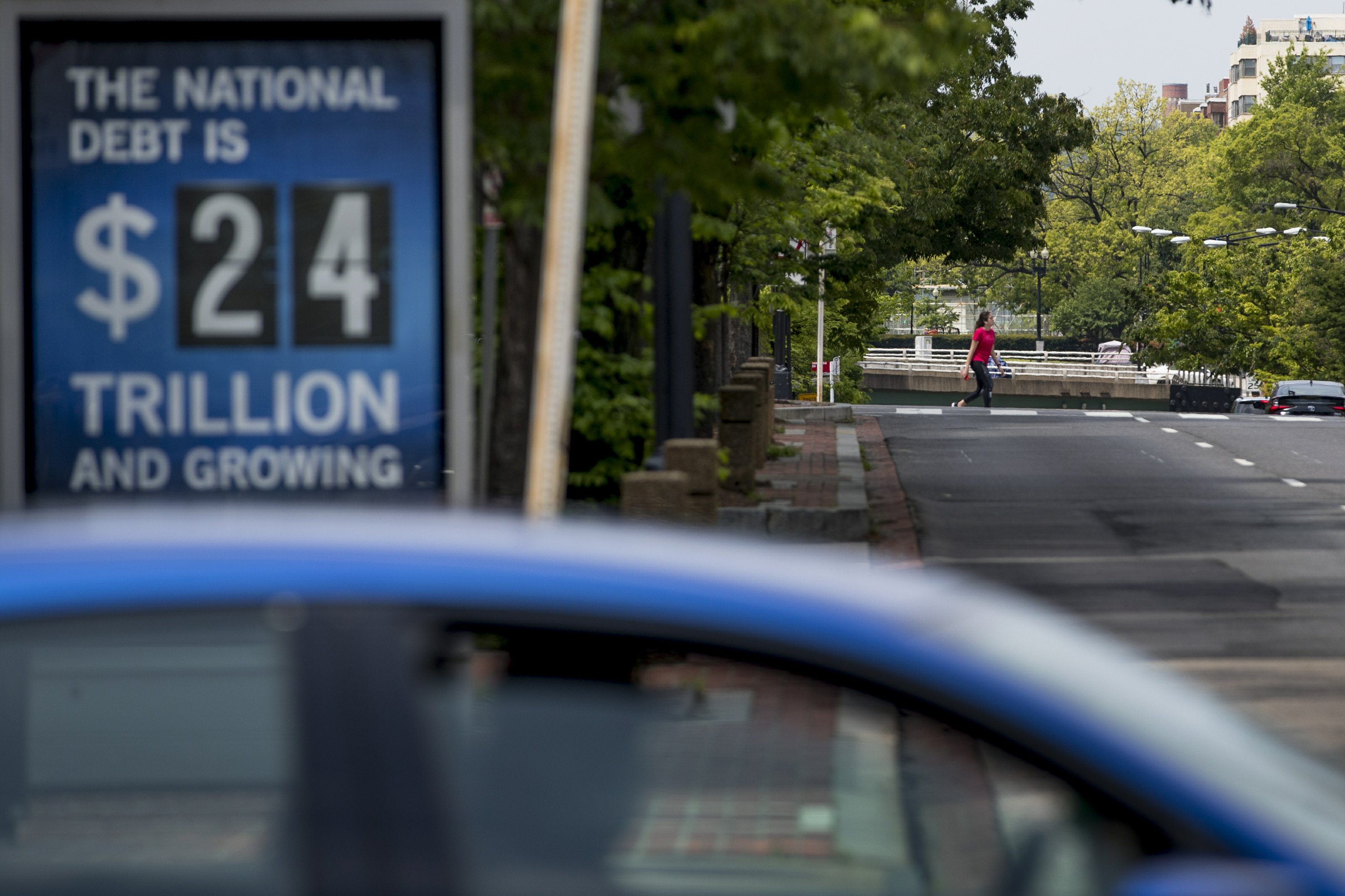 AP Explains: US debt will soon exceed size of entire economy