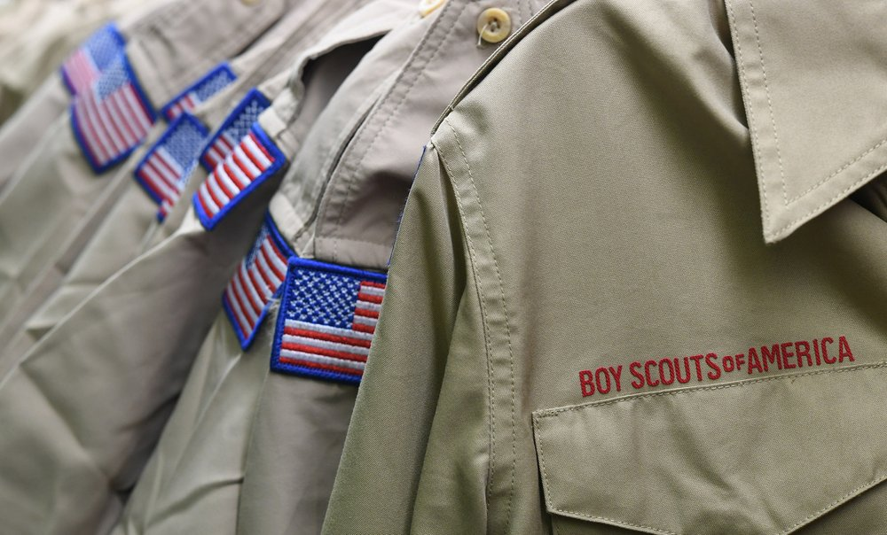 Plaintiffs' attorneys take aim at Boy Scouts' `dark history'