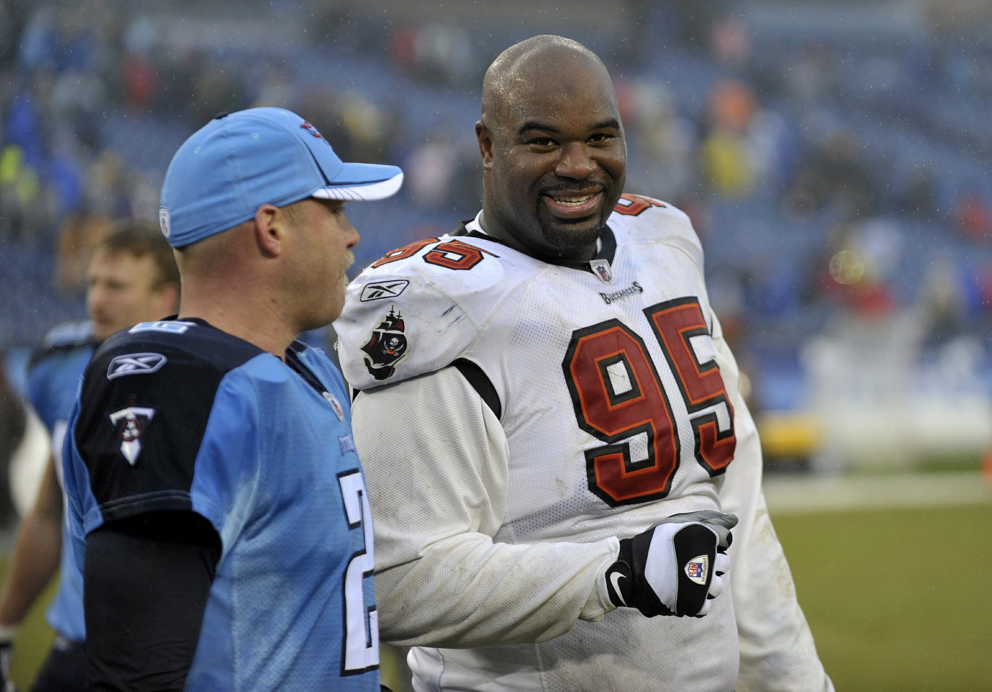 Haynesworth thanks new 'family' of potential kidney donors
