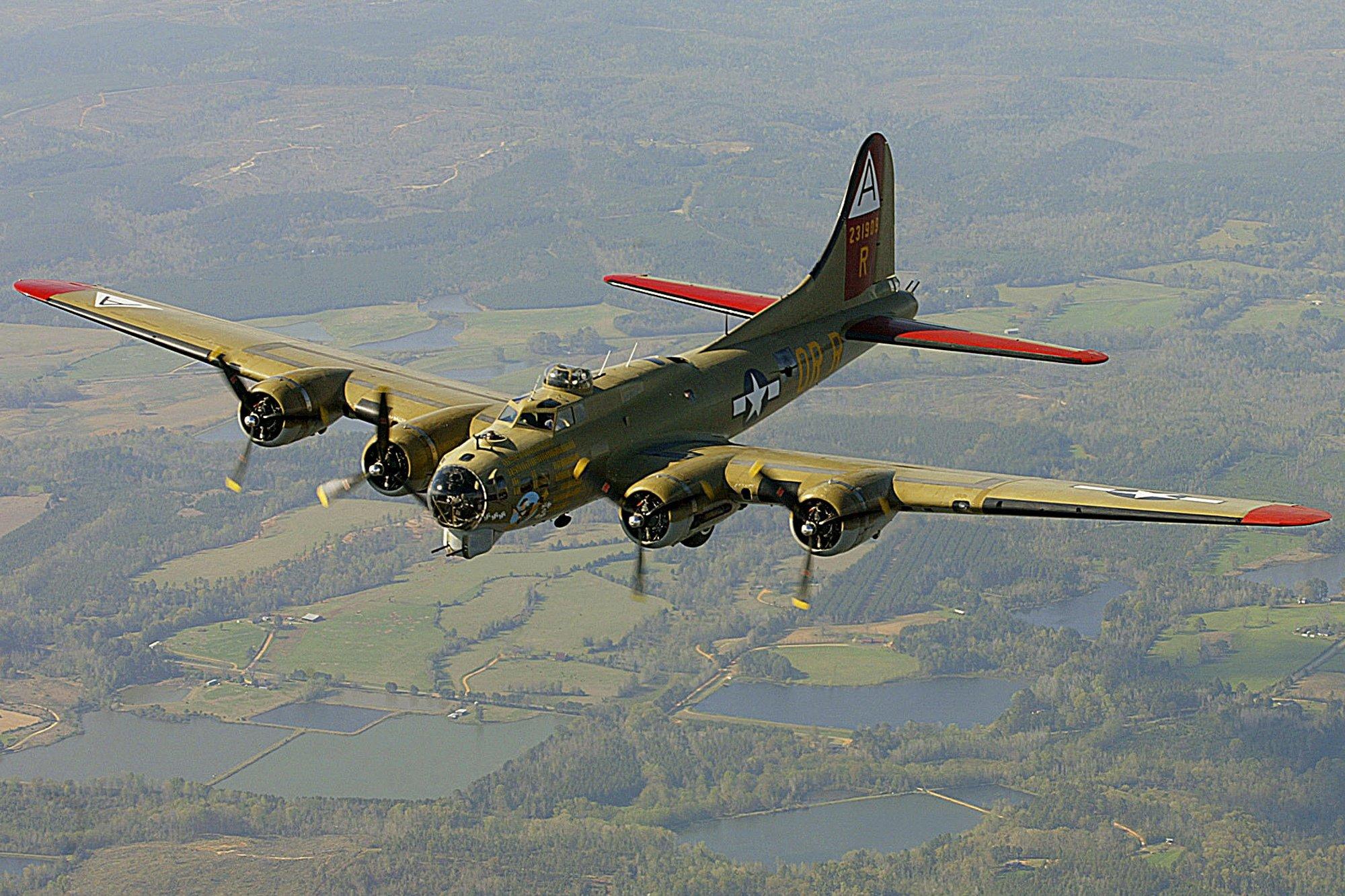 B-17 crash raises questions about vintage plane safety