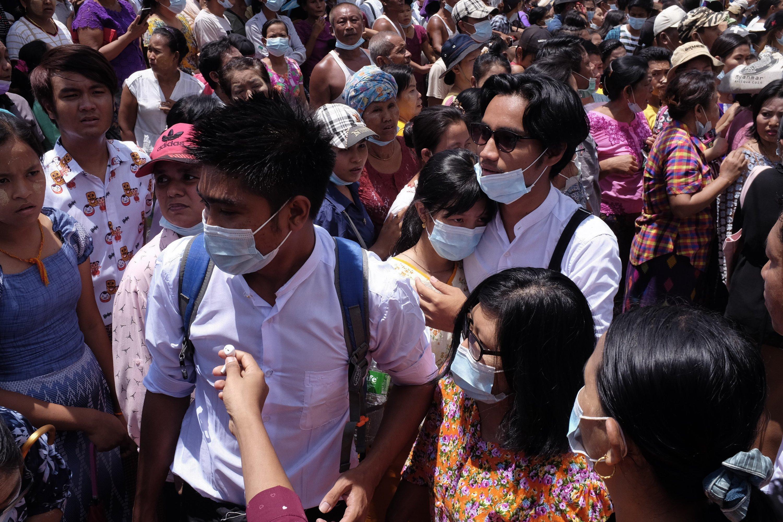 Japan journalist arrested in Myanmar, govt asks for release