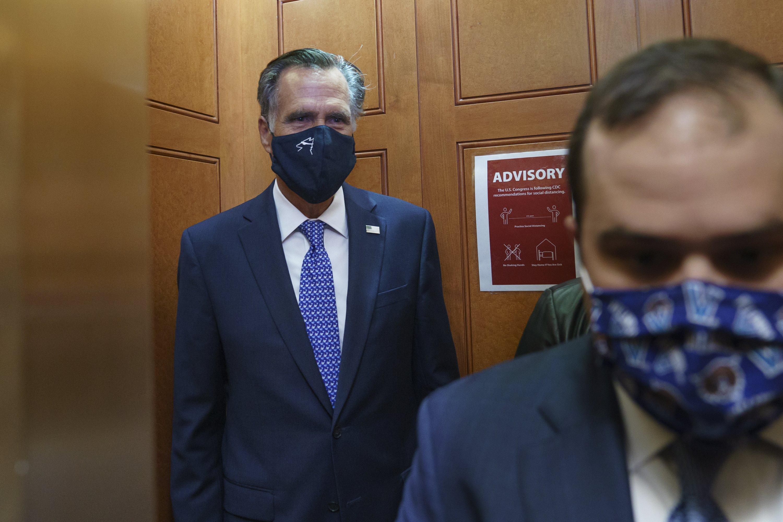 Frenemies: Romney, GOP reunite on plan for Ginsburg seat