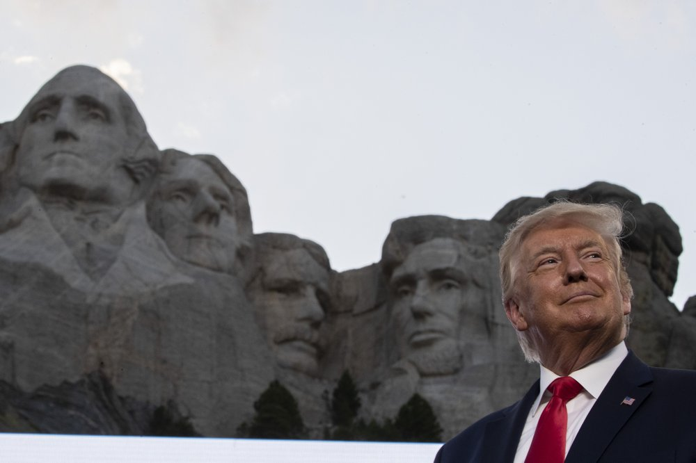 Despite public health officials pleading with Americans to avoid large crowds, President Trump, as is his style, is going all out for 2020 July 4th celebration