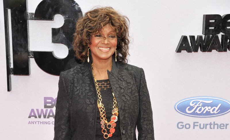FILE - In this June 30, 2013 file photo, Rebbie Jackson arrives at the BET Awards in Los Angeles. (Photo by Chris Pizzello/Invision/AP, File)