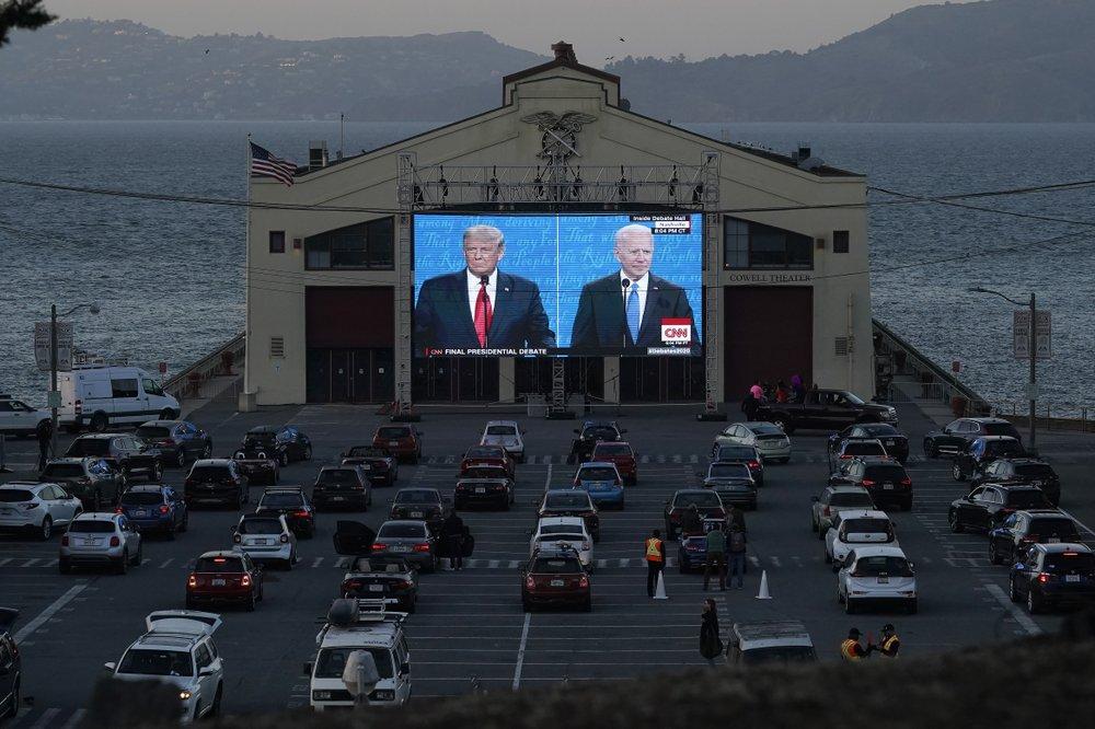 63 million people tune in to 2nd Trump-Biden debate, a drop in viewership from 1sr debate