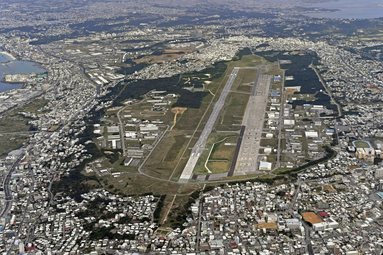 Dozens of US Marines in Japan's Okinawa get coronavirus