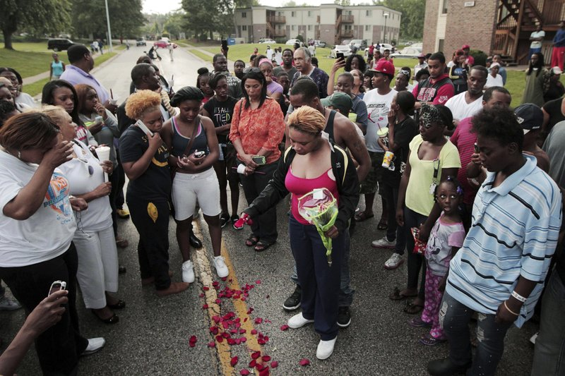 Timeline of events in shooting of Michael Brown in Ferguson