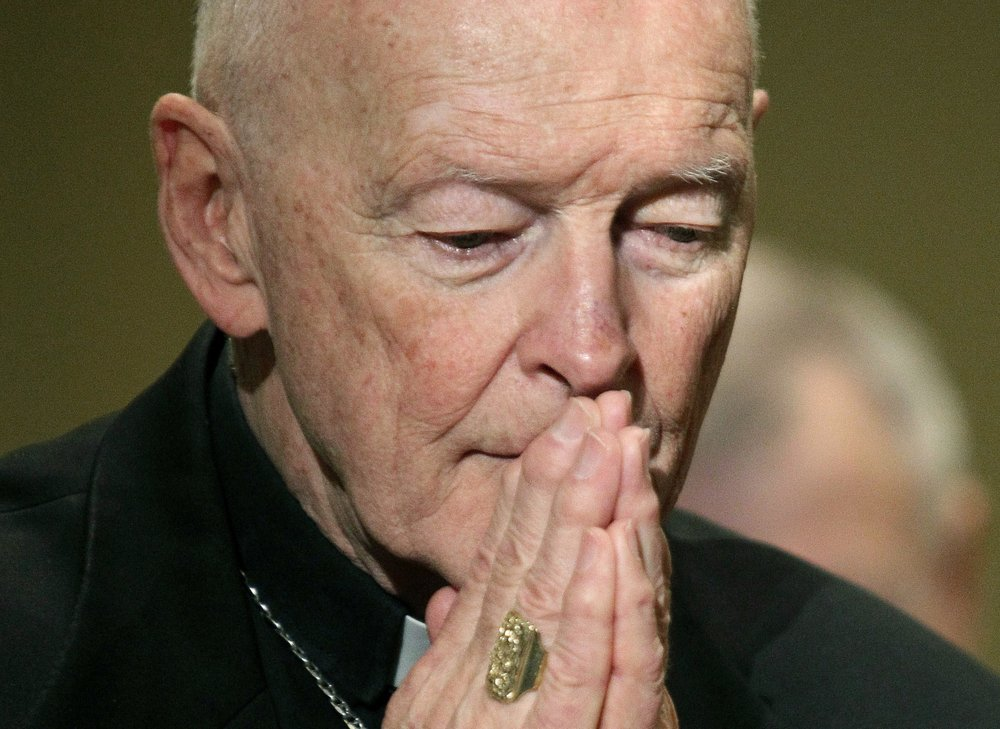 Vatican investigation faults others for McCarrick's rise amid sexual misconduct allegations, spares Pope Francis