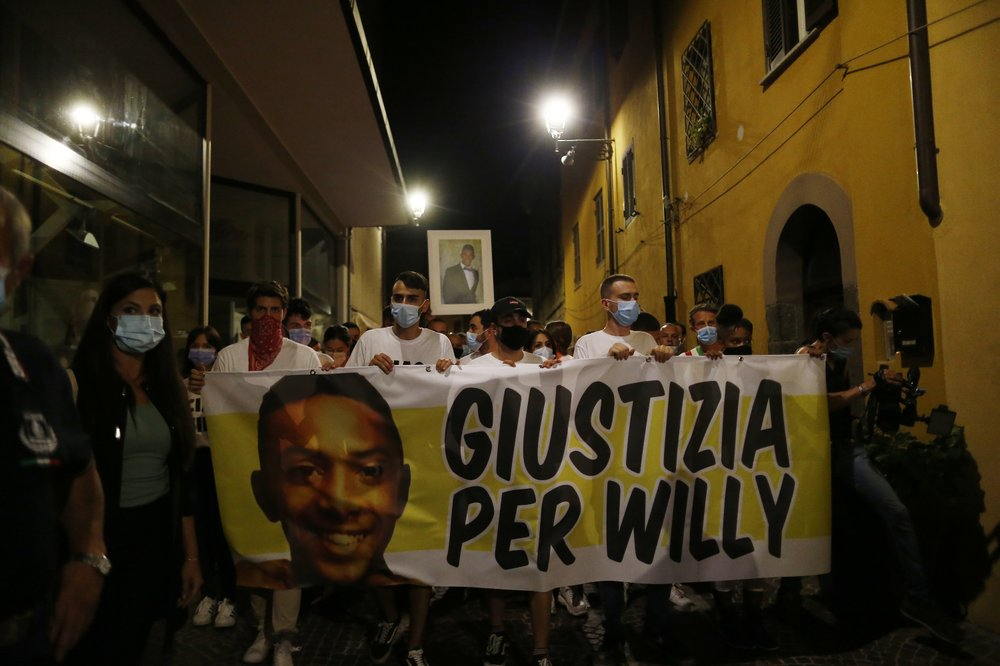 Italy Shaken by Brutal Beating Death of Young Black Man