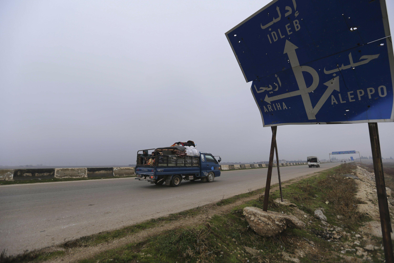 Syrian army captures village, missile kills 8 civilians
