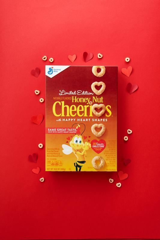 Honey Nut Cheerios Changes Iconic O's