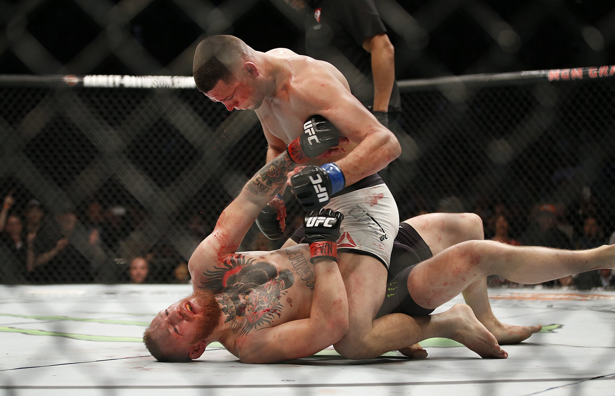 Return of the Mac-killer: Nate Diaz ends hiatus at UFC 241