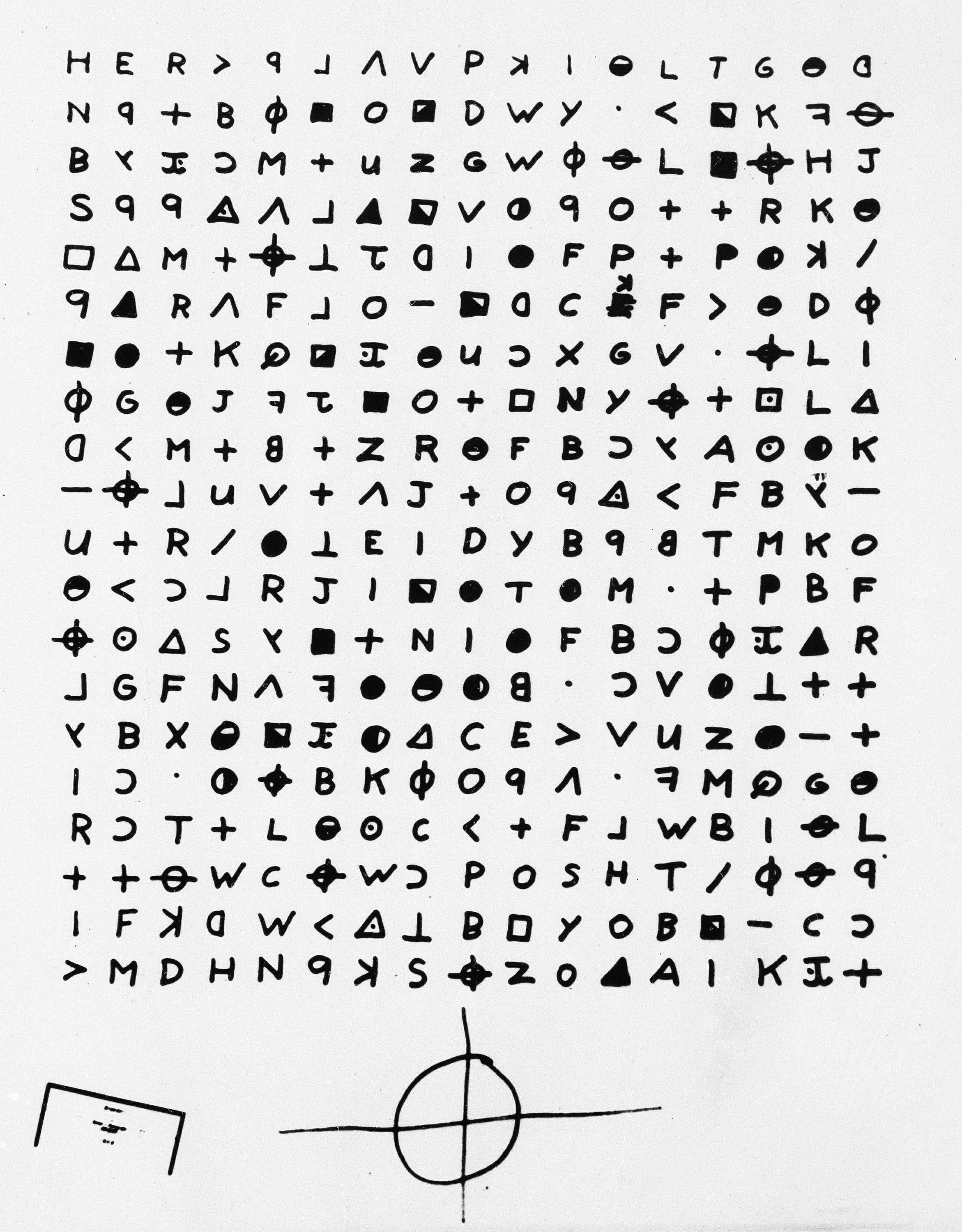 Zodiac cipher solved 51 years after it was sent to newspaper - Associated Press