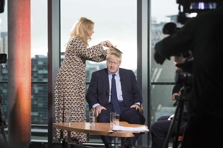 UK's Johnson denies wrongdoing as allegations mount