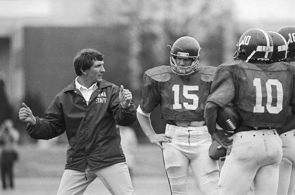 Former Alabama, NY Giants coach Ray Perkins passes away at 79