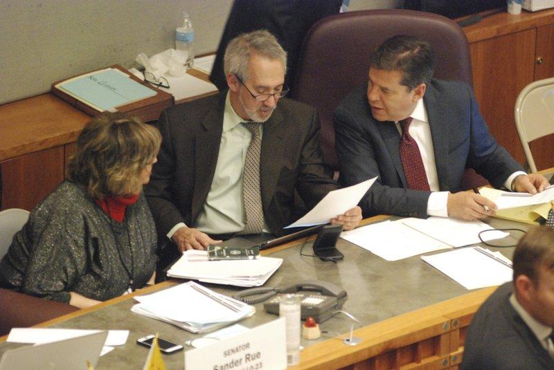New Mexico Senate Endorses Red Flag Gun Bill