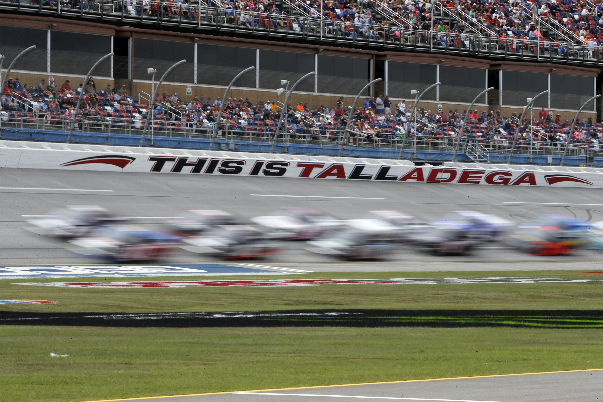 Chevy vs. Ford vs. Toyota at Talladega playoff race