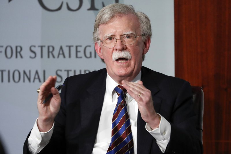 "According to new book ""The Room Where It Happened: A White House Memoir,"" by John Bolton, President Trump ""pleaded"" with China to help him get reelected as president for a second term"