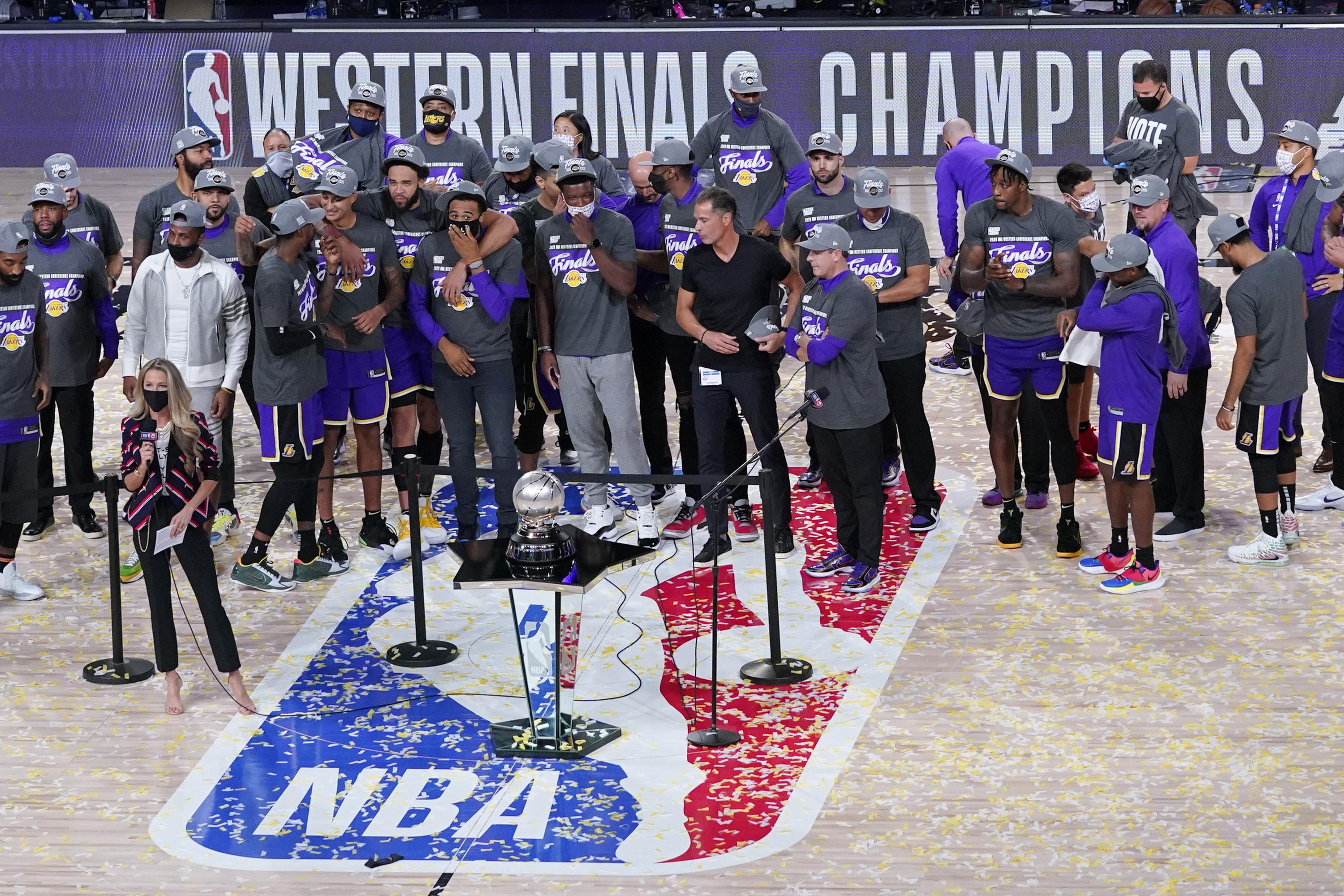 The Nba Finals Why The Lakers Will Win The Championship