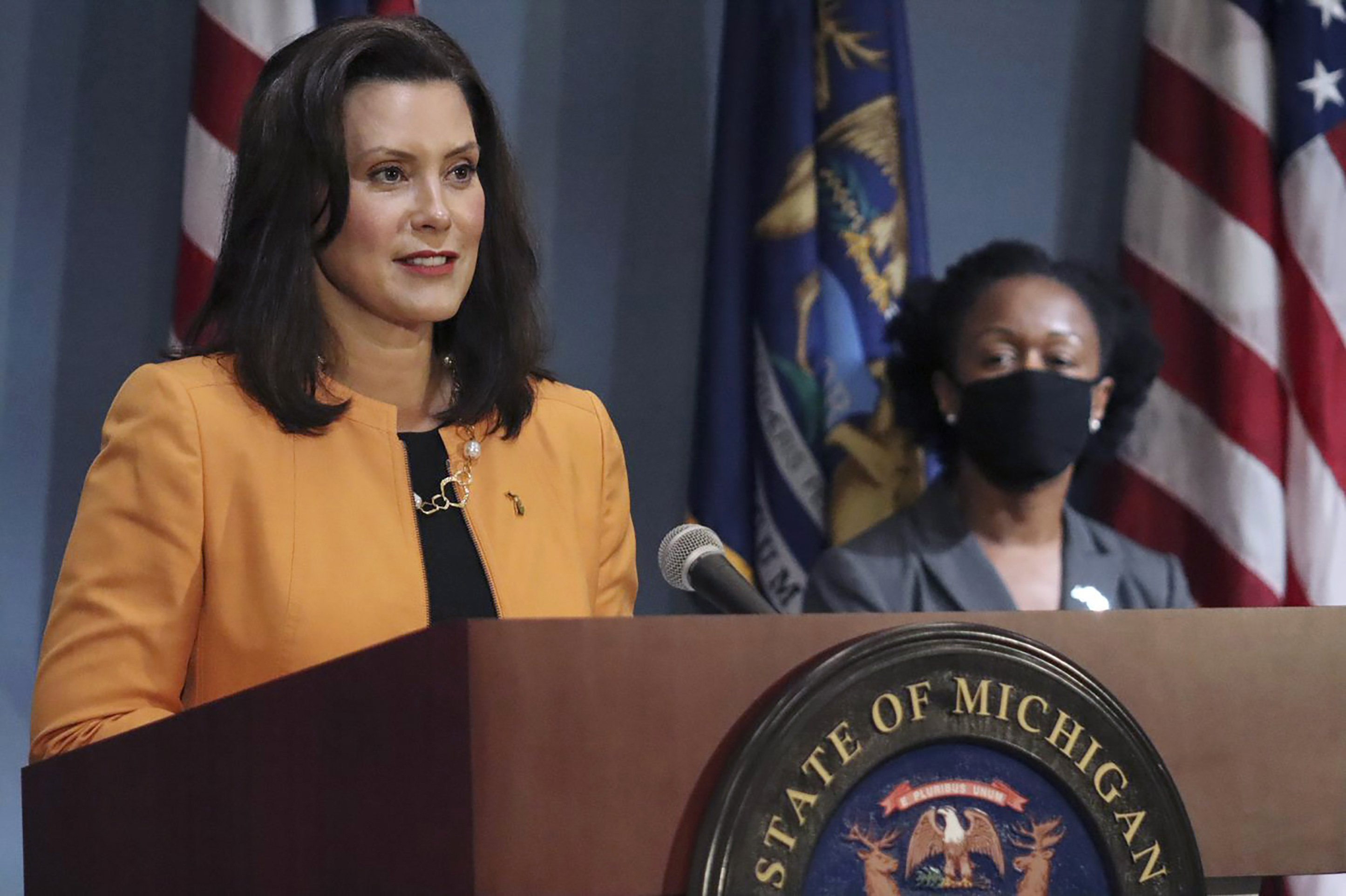 Whitmer offers 'carbon-neutral' climate plan for Michigan
