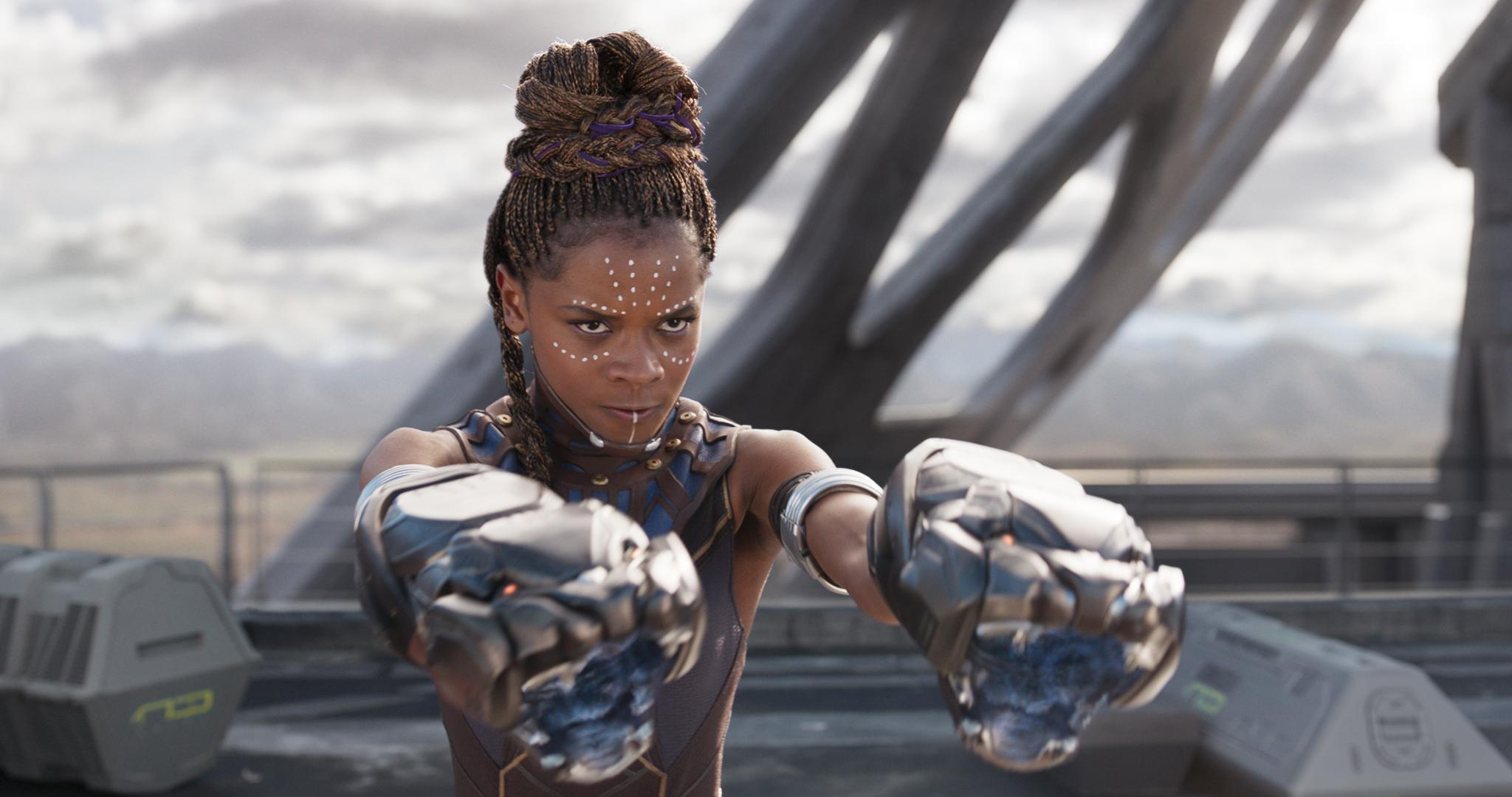 """Letitia Wright Injured While Filming Stunt on Set of """"Black Panther 2"""""""