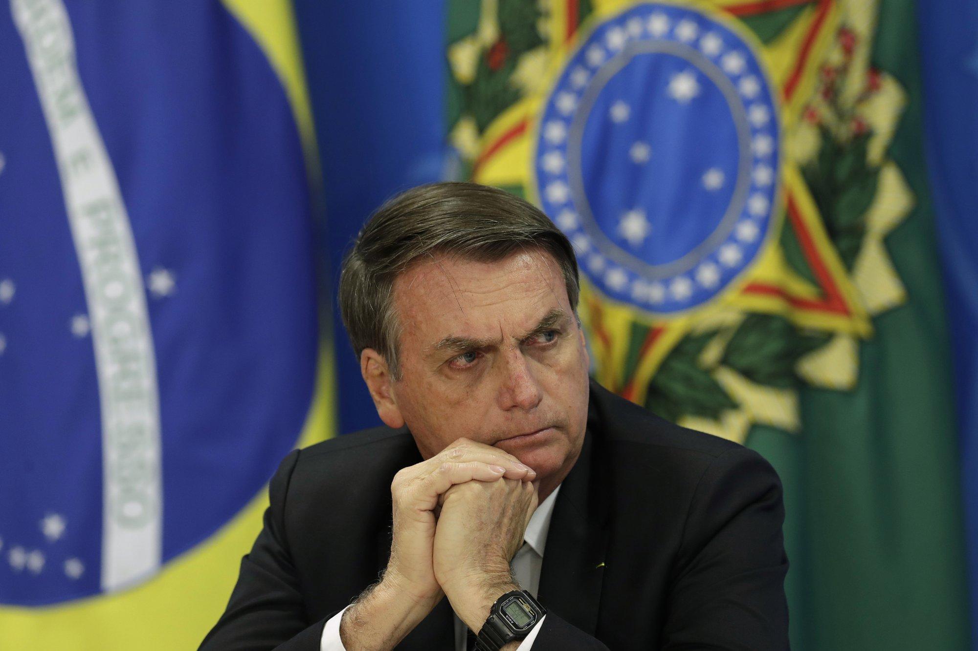 Bolsonaro: Brazil doesn't need Germany's biodiversity funds