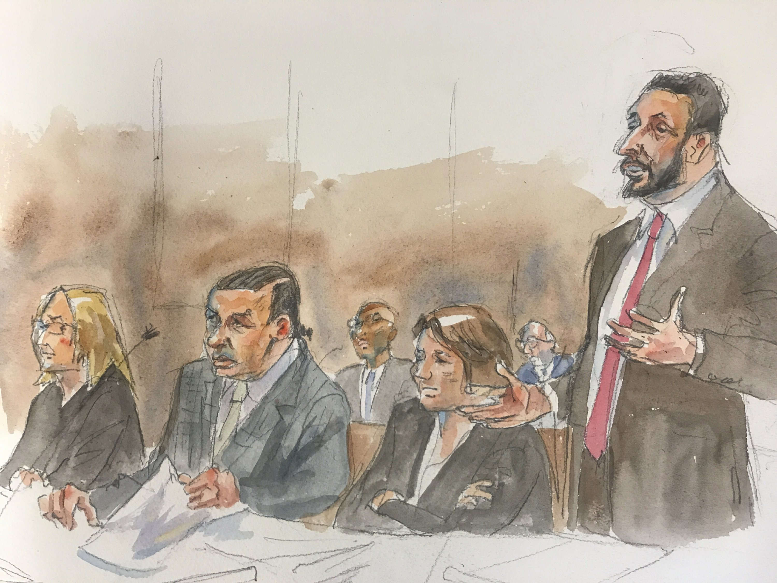Judge sentences man who sent pipe bombs to Dems to 20 years