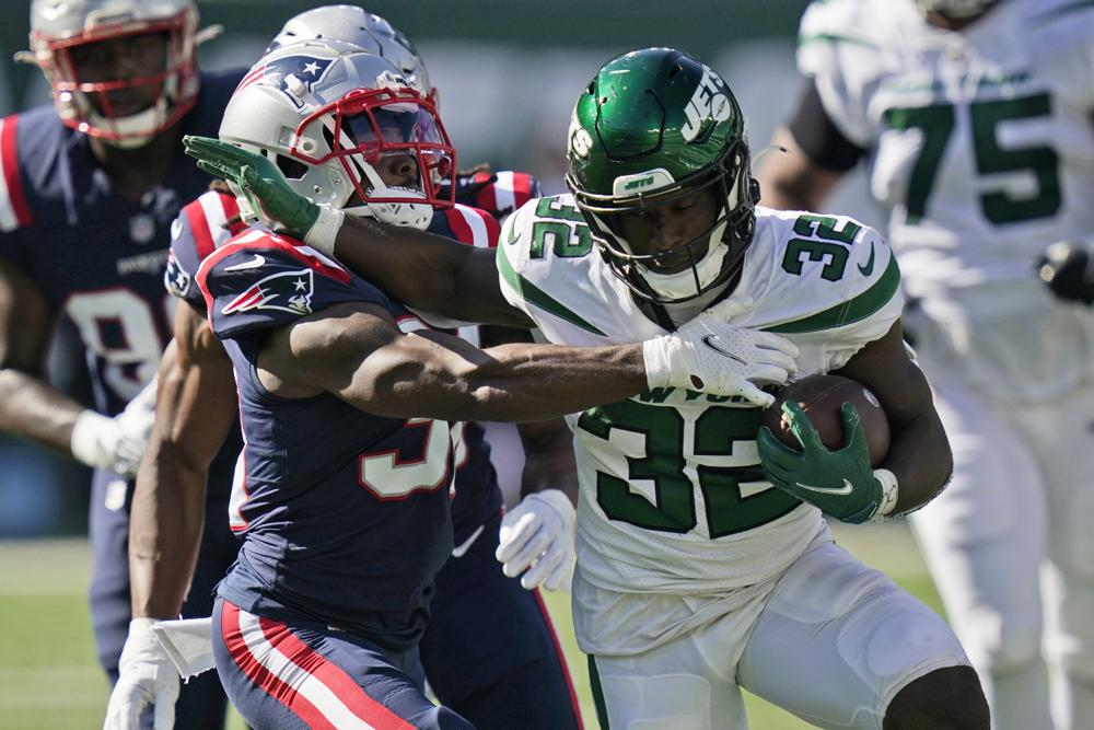 Jets rookie RB Michael Carter gives offense 'electric' element
