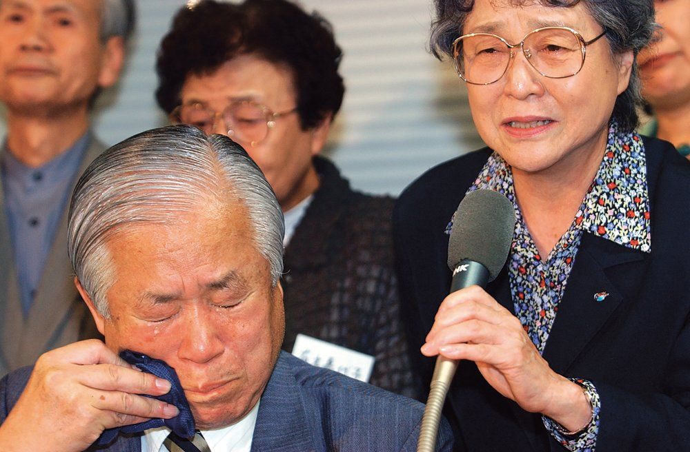 Shigeru Yokota, a Japanese campaigner for the return of his daughter and more than a dozen others who were abducted to North Korea in the 1970s, passes away at age 87 without seeing the return of his daughter