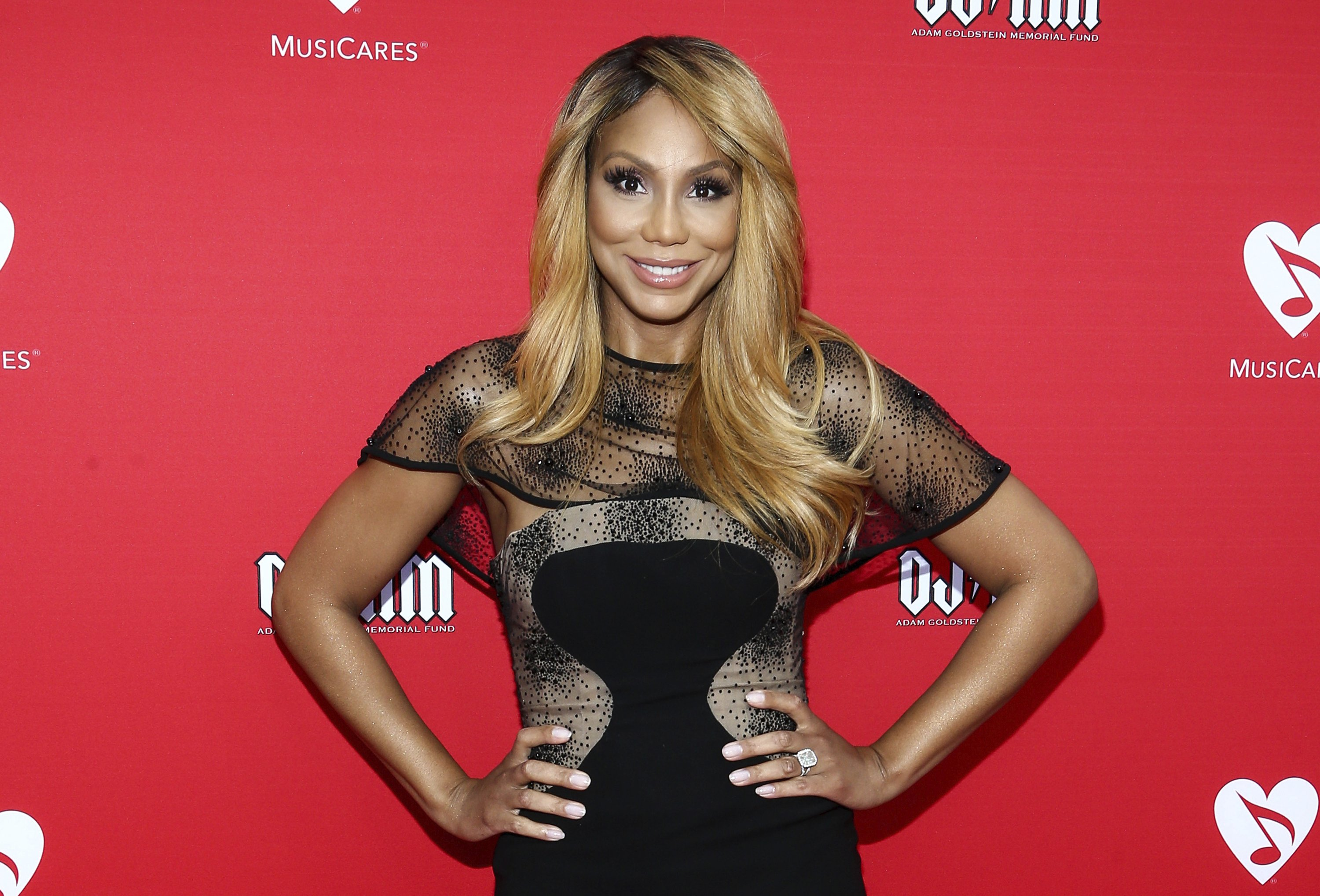 Uh-Oh: Tamar Braxton's Boyfriend Files for Domestic Violence Restraining Order Against Her