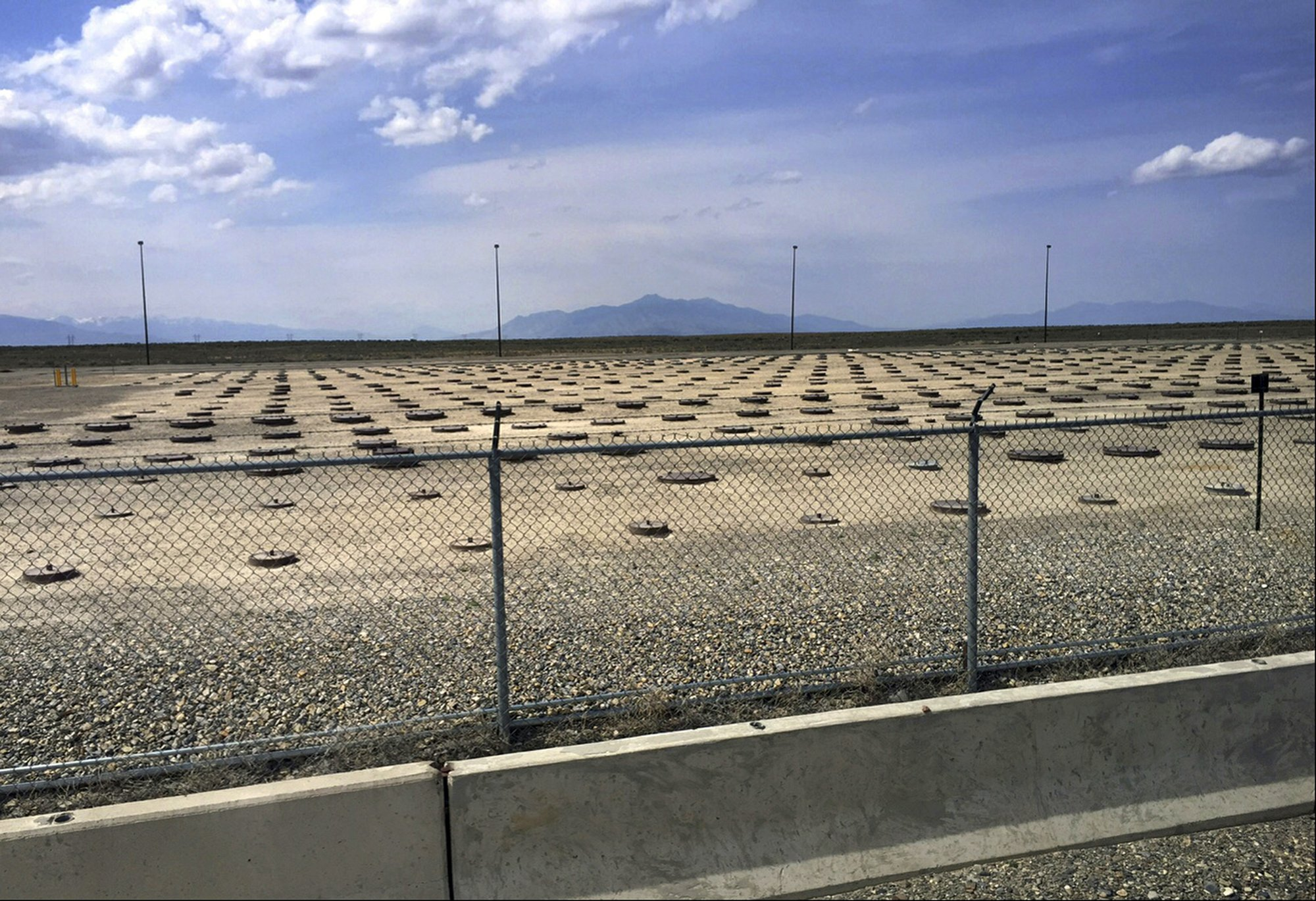 Nuclear weapons waste shipped from Idaho to New Mexico