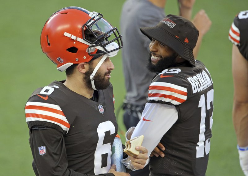 Browns Dress Rehersal Full Of Theatrics Little Football