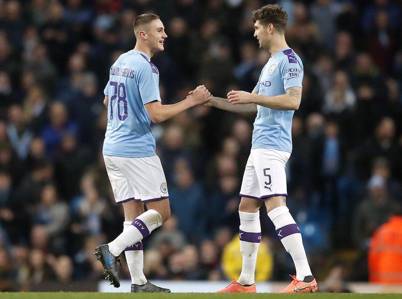 City Wins United Draws In Fa Cup Brighton Villa Out
