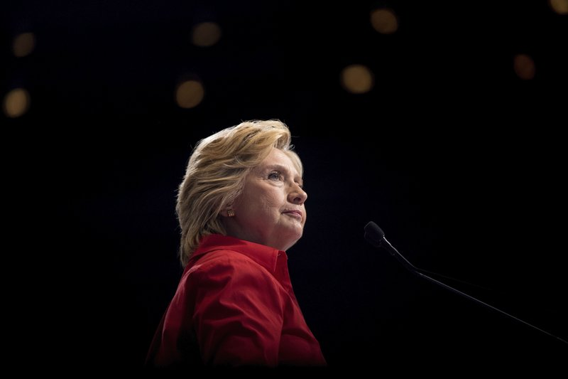 Hillary Clinton cements her legacy as a champion of women in politics as she reflects on 2016 loss in Democratic speech