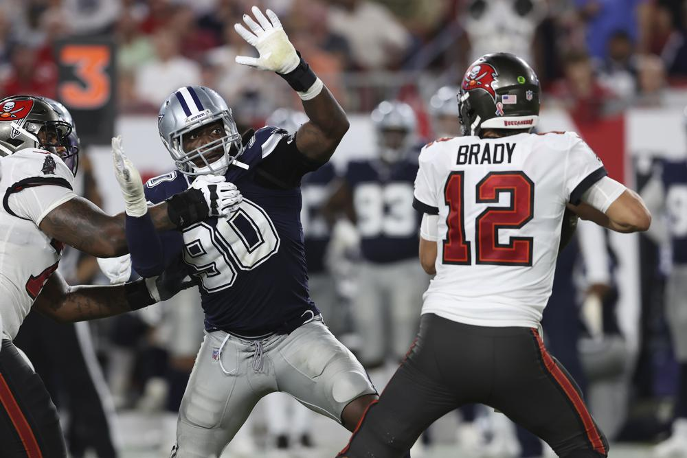Tom Brady Leads Tampa Bay Buccaneers to Opening Night Victory Over Dallas Cowboys