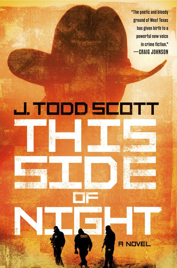 'This Side of Night' is suspenseful, thought-provoking