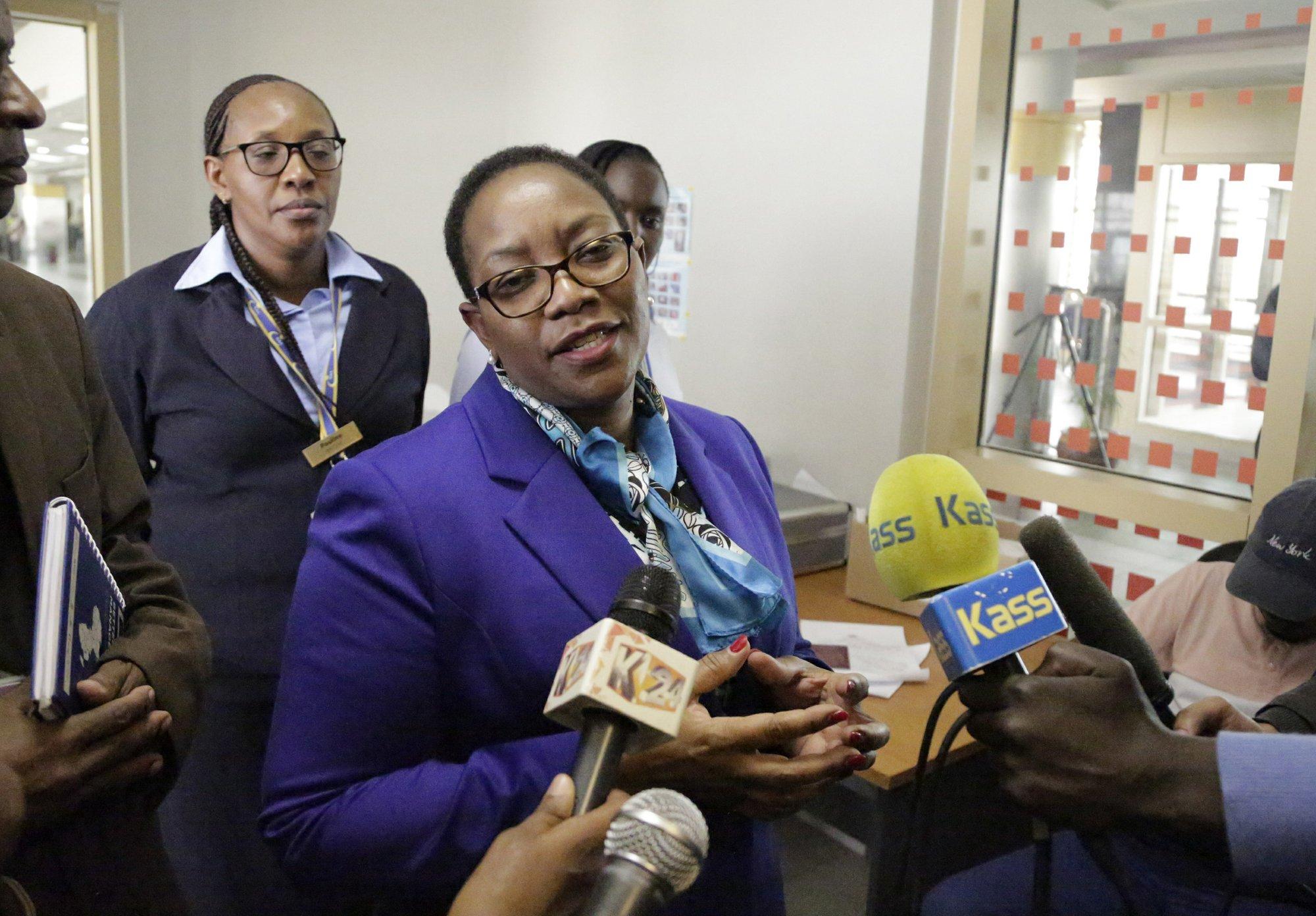 Kenya patient free of Ebola, as Congo, Uganda fight outbreak
