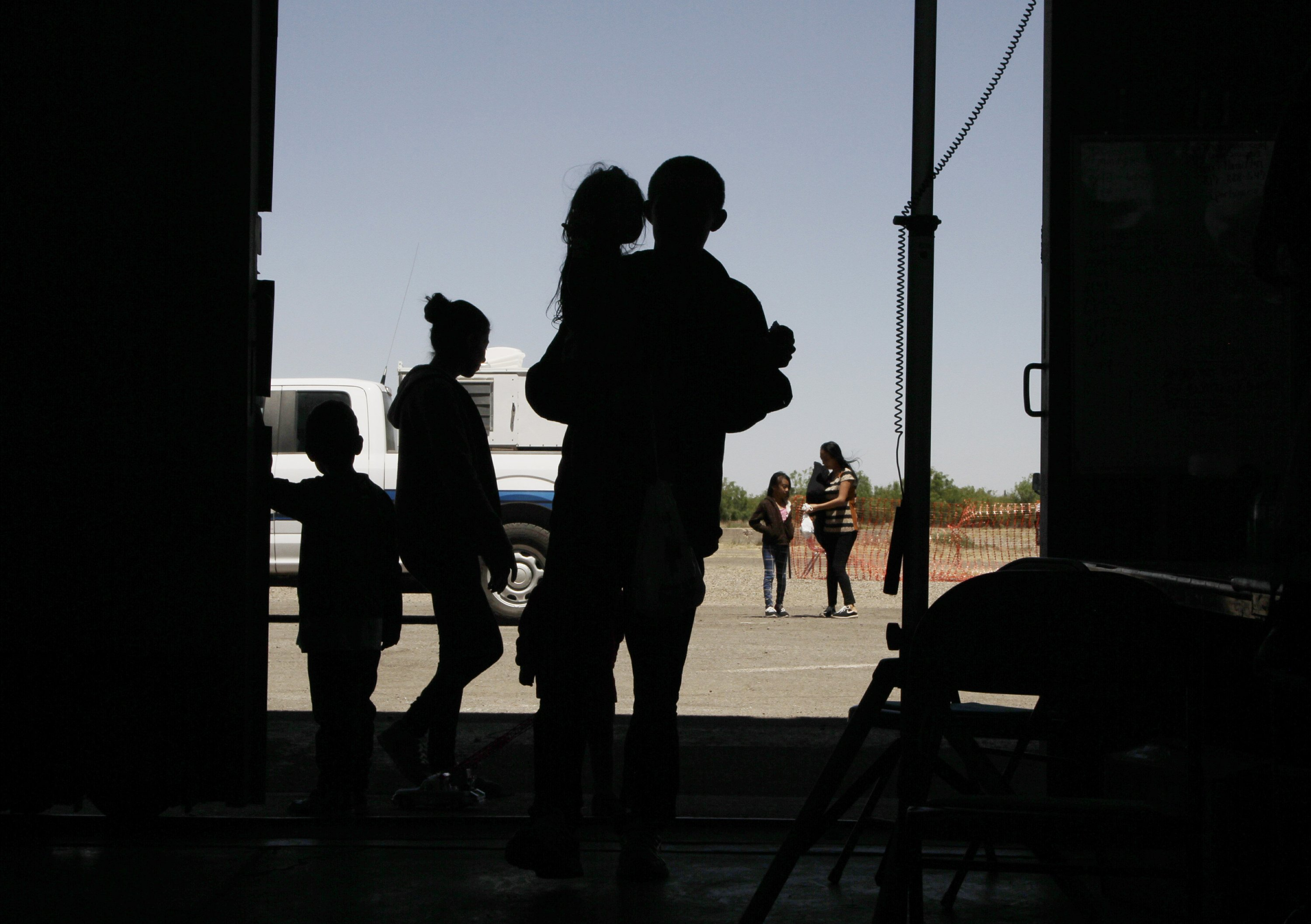 Texas Kids Werent Kept Out Of Special >> Attorneys Texas Border Facility Is Neglecting Migrant Kids