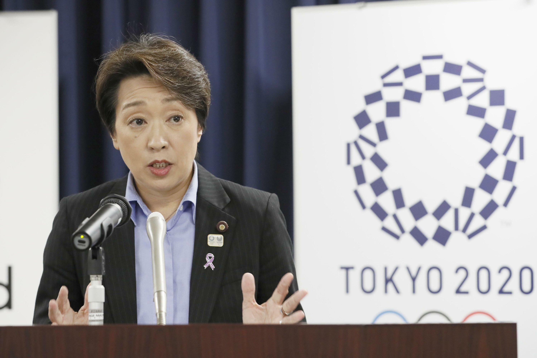 Seiko Hashimoto takes over as Tokyo Olympic president
