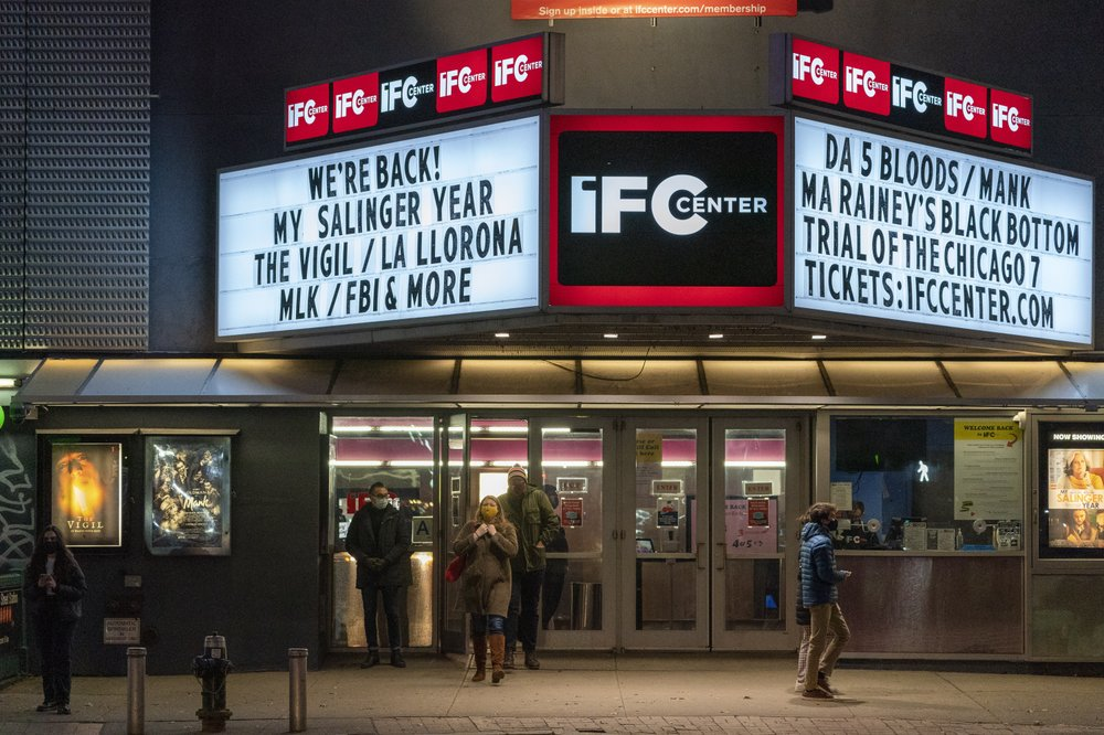 Future looks bright for New York theaters; cinemas reopen