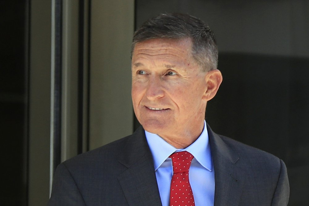 Justice Department dropping Michael Flynn's Trump-Russia case