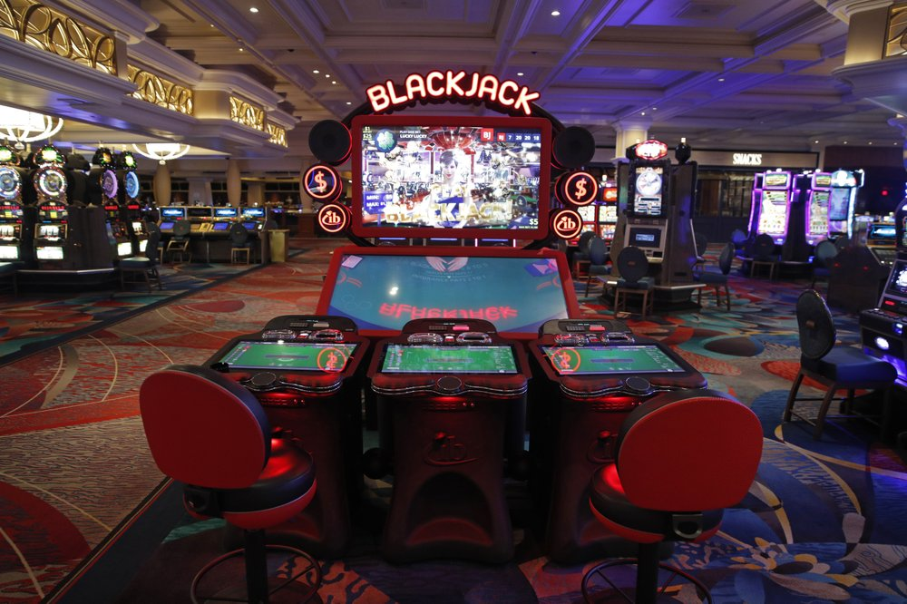 Roll dice, deal cards, start up slot machines June 4 in Las Vegas